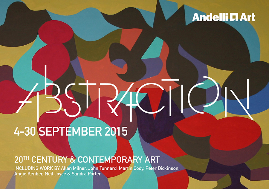 abstraction show andelli art