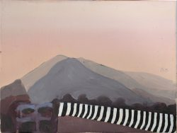 Kate Noble dusk motorway