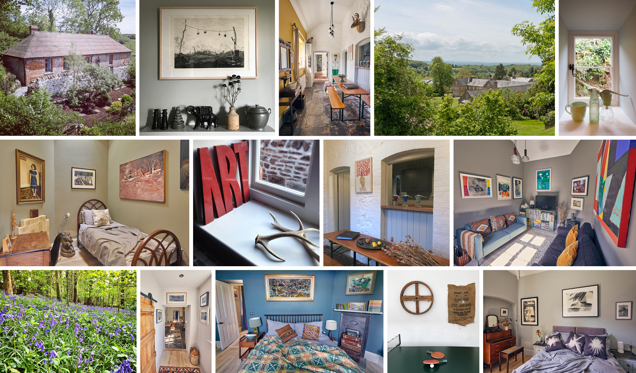 easel cottage holiday home somerset