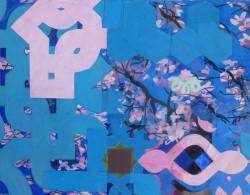 susanna lisle Blue Blossom