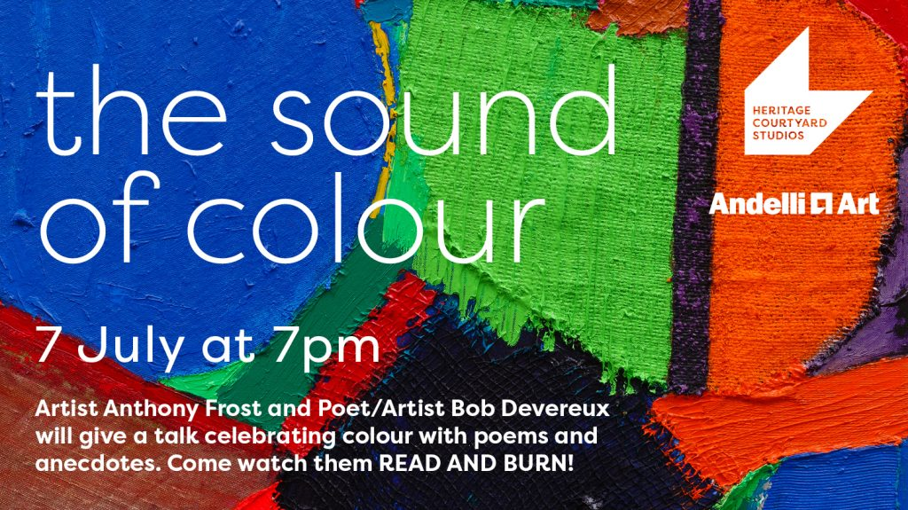 sound of colour event