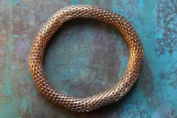 Articulated snake bracelet 2