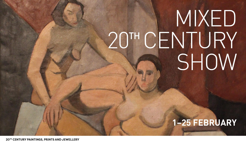 20th century art and jewellery