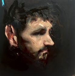 daniel sequeira self portrait 2017