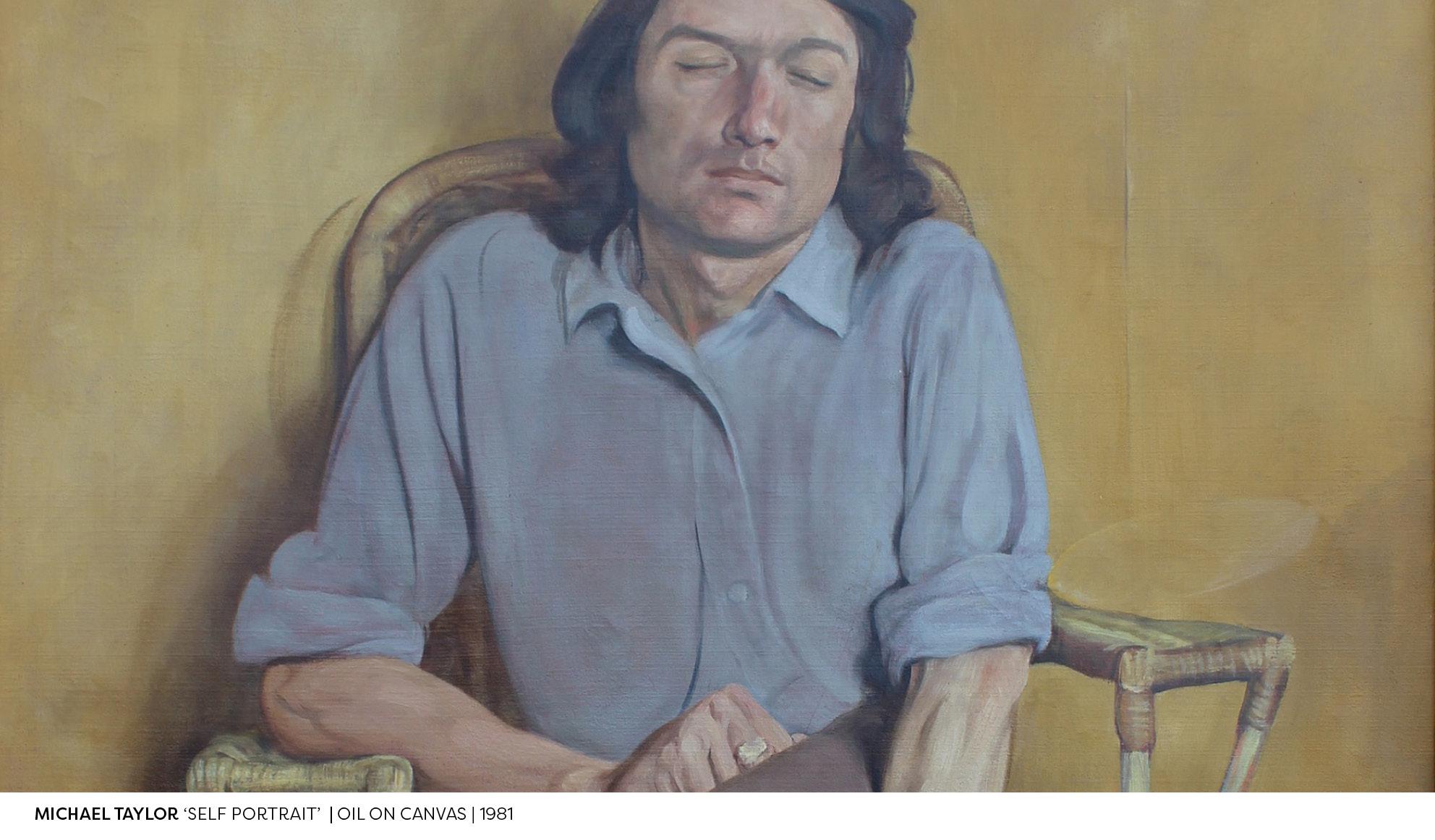michael taylor portrait artist