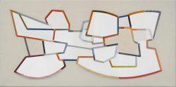 Morag Ballard-POLKETTA-Oil on canvas_12 x 24ins