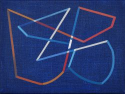 Morag Ballard-QUARSAR-Oil on canvas_12 x 16ins