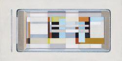Morag Ballard_ATRIUM_Oil on canvas_12 x 20ins