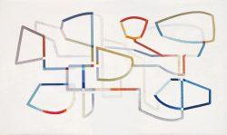 Morag Ballard_ECHO_Oil on canvas_18 x 30ins