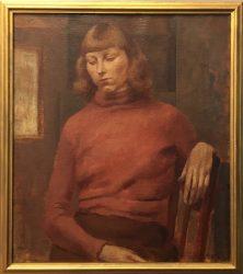 M Wykes portrait