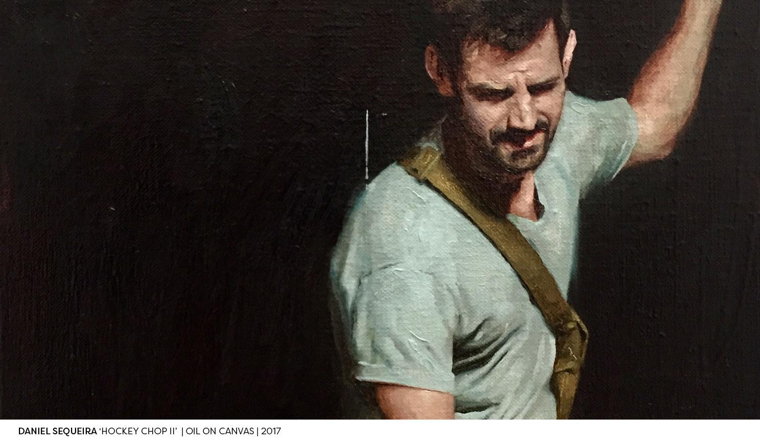 daniel sequeira portrait artist