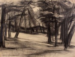 james stroudly holland park charcoal