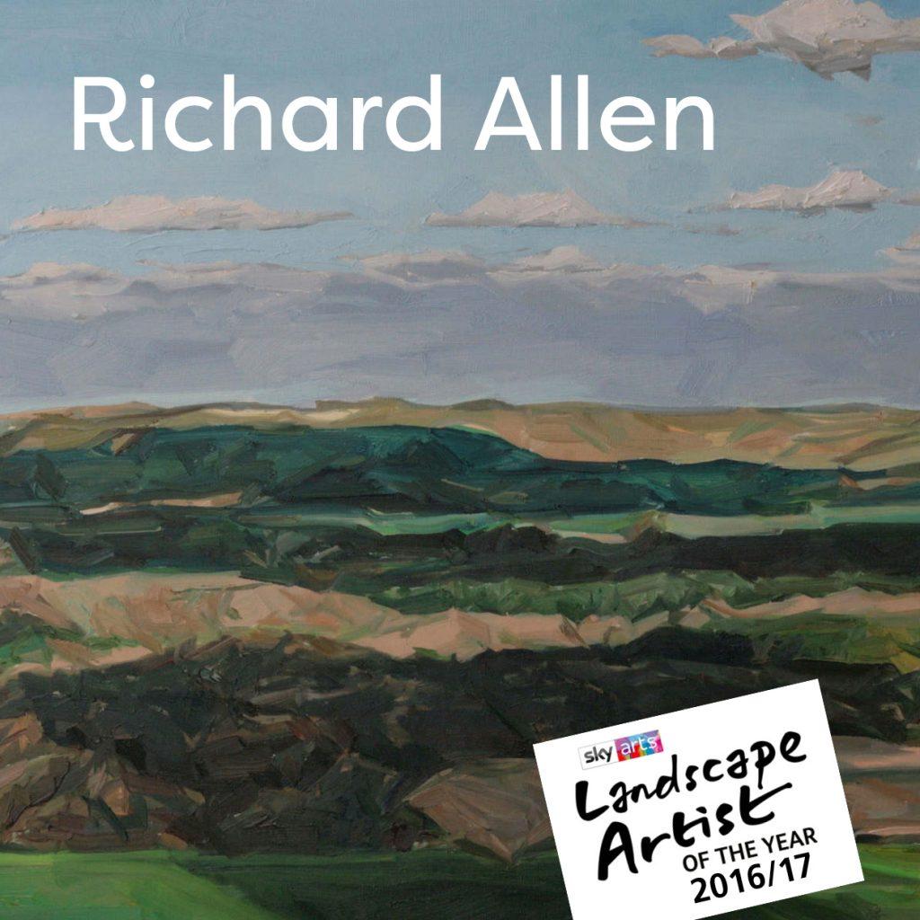richard allen artist