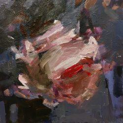 Parastoo Ganjei rose painting