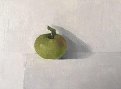 jason line apple painting 2