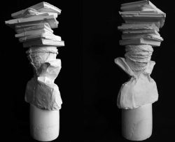 Librarian-plaster-bust-23