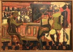 Sigfrid Grimma painting