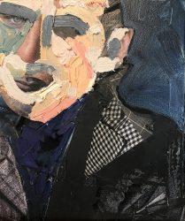 Steve Burden portrait 2