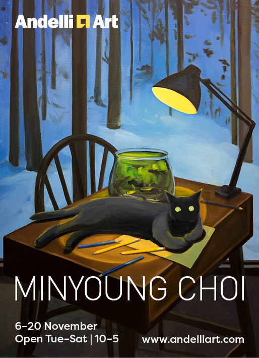 Minyoung choi exhibition