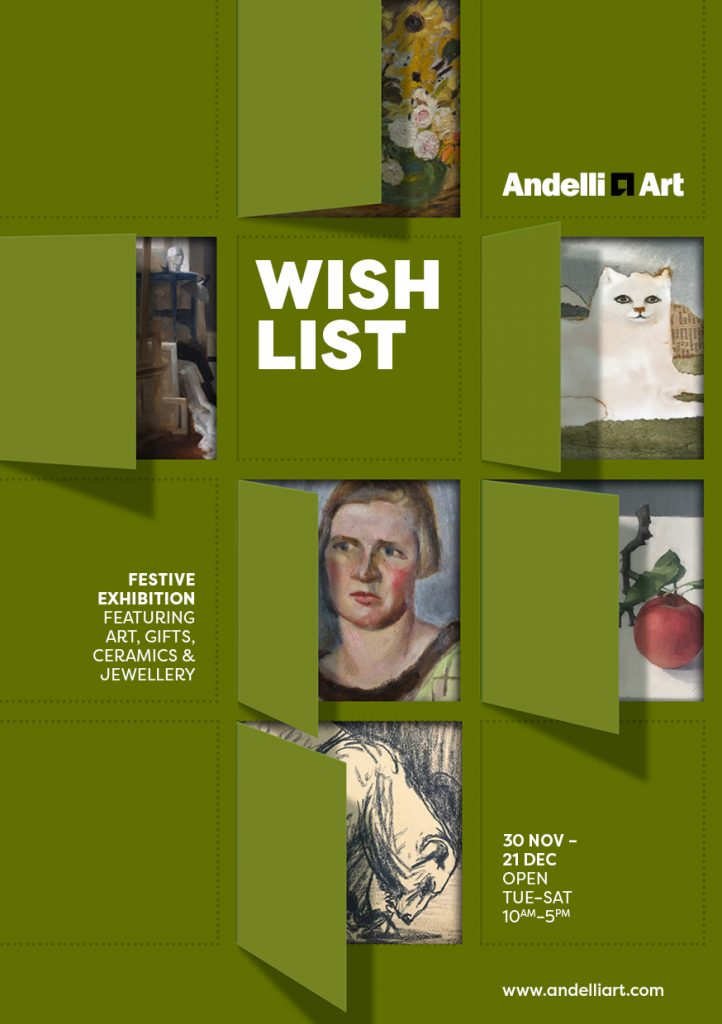 Wish List exhibition