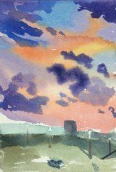 Car-Park_10.5-x-15.5-cm_Watercolour-on-Canson-Arches-cold-pressed-watercolour-paper_1340_c
