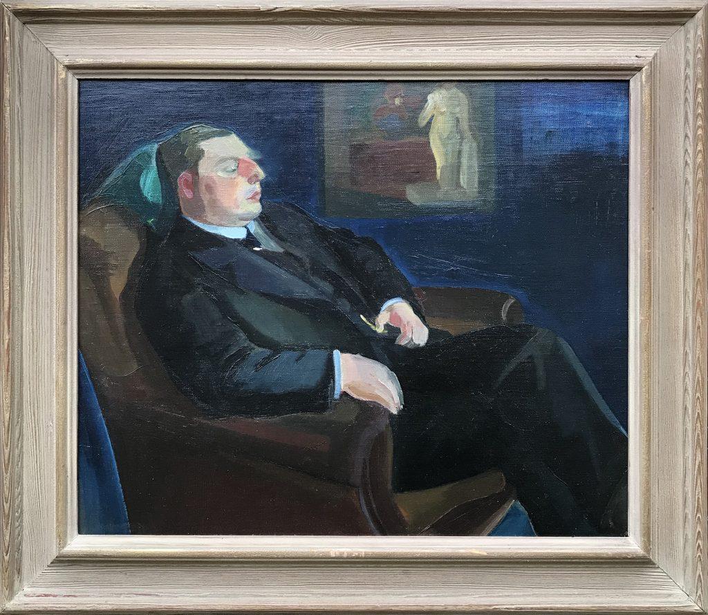 1930s portrait gentleman