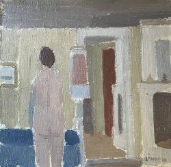Kurt Lindon painting for sale