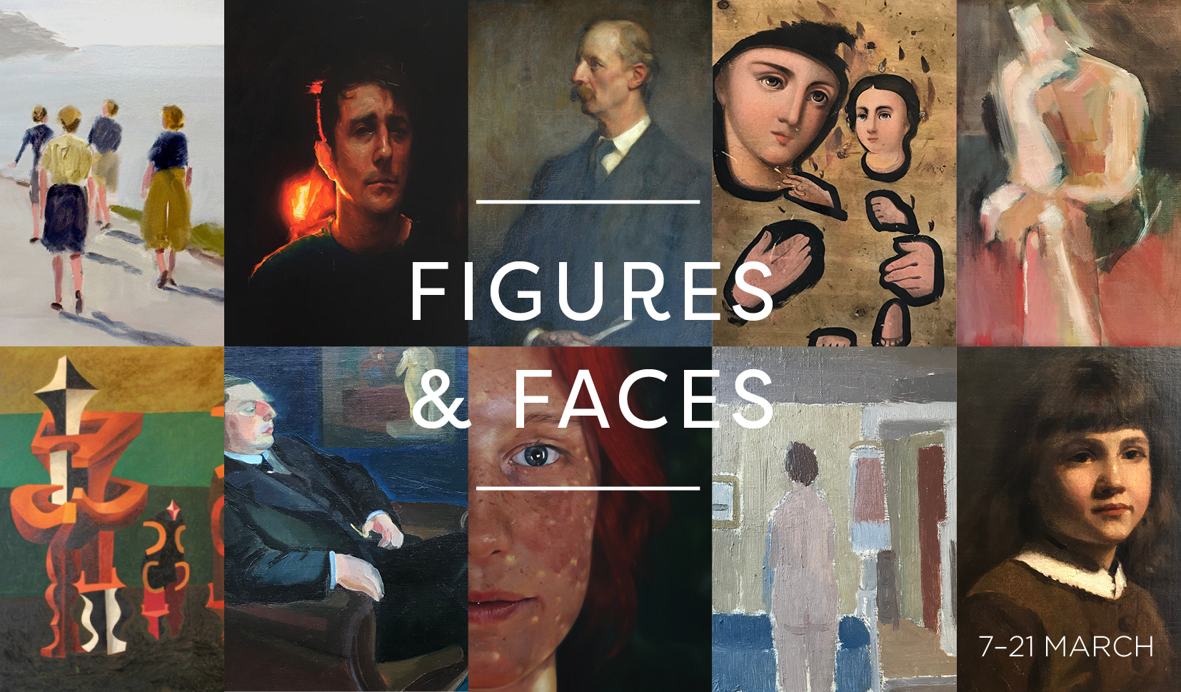 figures and faces 2020