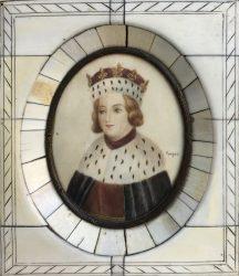 Victorian miniature king