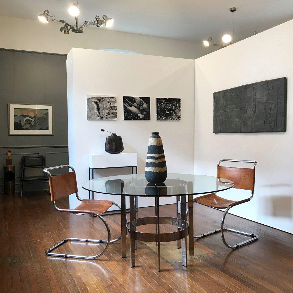 June 2020 gallery interior