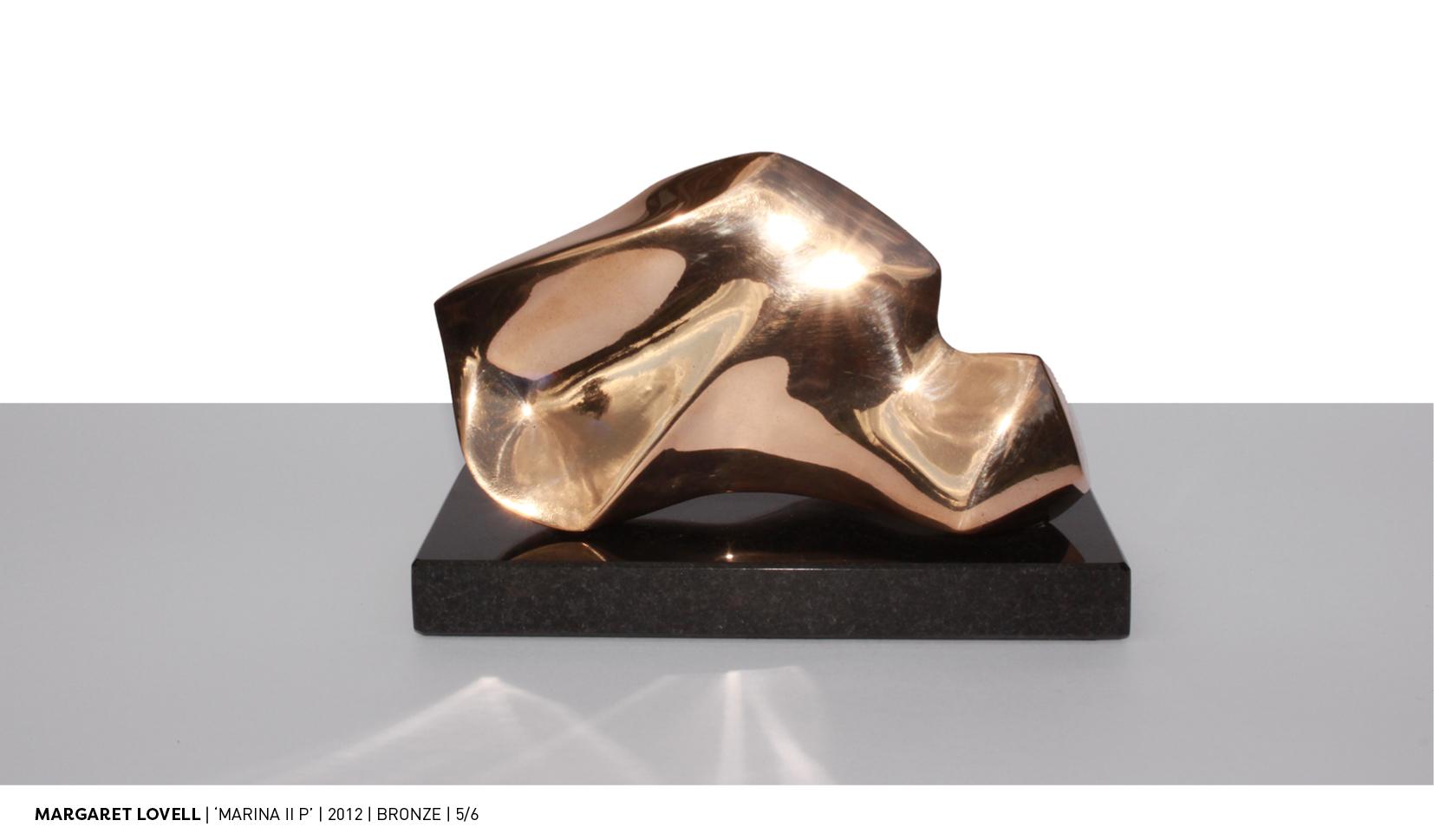 magraret lovell bronze sculpture