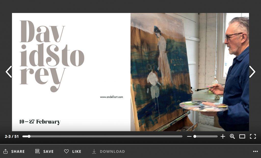 David storey catalogue