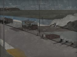 Hastings seafront sketch