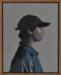 Stuart McHarrie Girl in hat