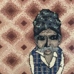 carolyn partleton stitched portrait murad