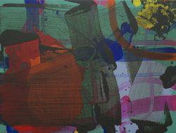 'BULGIN'; 76X102cm; acrylic on canvas_DSC5383
