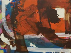 'LANDIS'; 60X80cm; acrylic on canvas_DSC5436