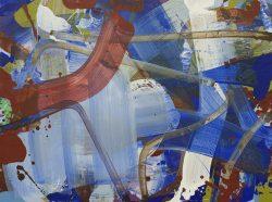 'NALLESEND'; 60X80cm; acrylic on canvas_DSC5410