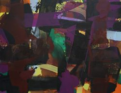 'SHANWORE'; 122X160cm; acrylic on canvas_DSC5176