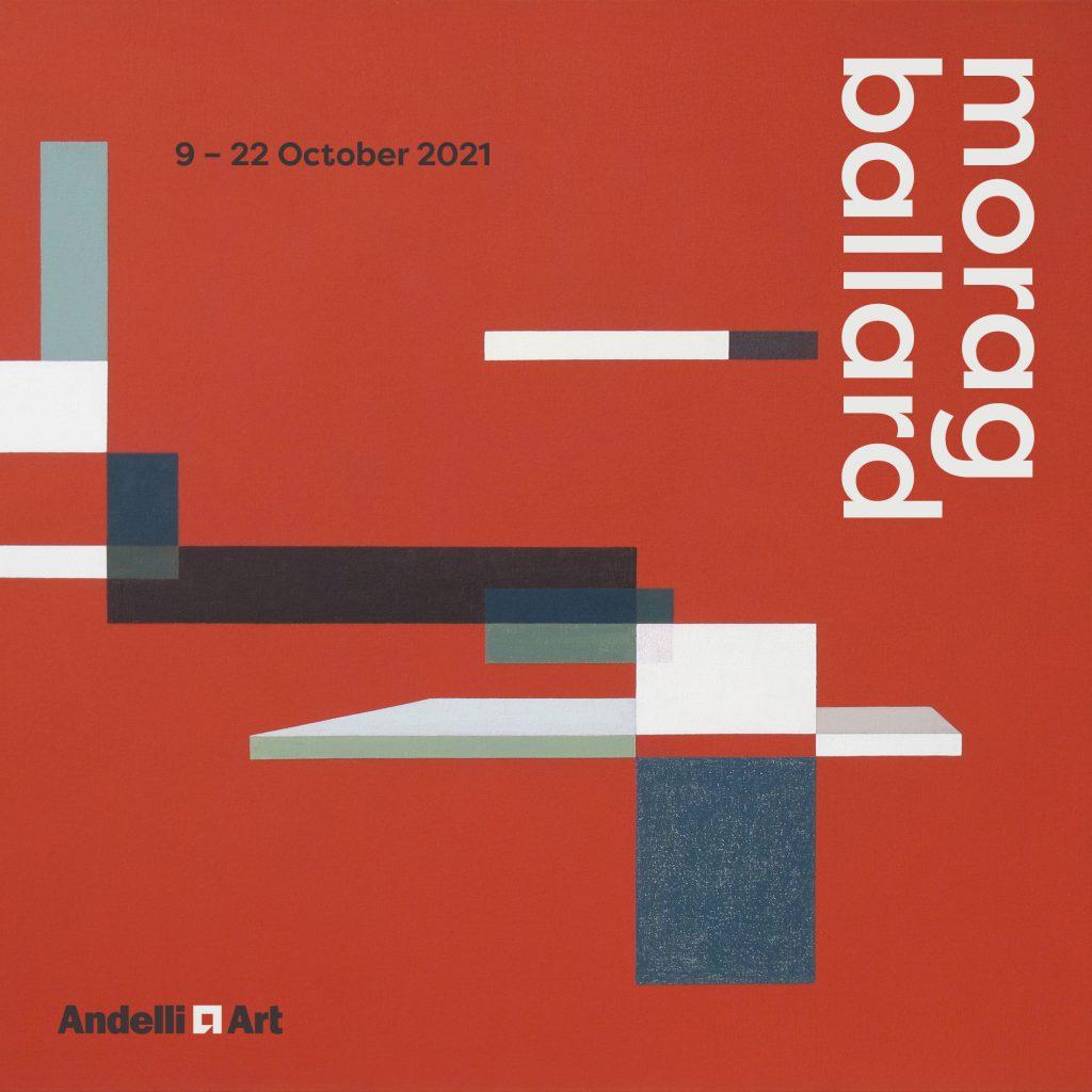 morag ballard solo exhibition